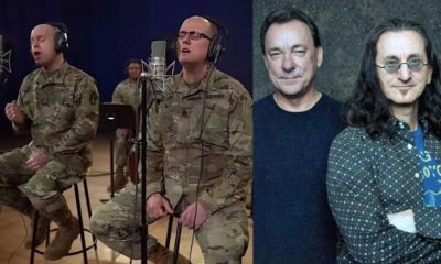 Rush US Army Band
