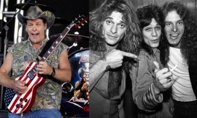 Ted Nugent Van Halen