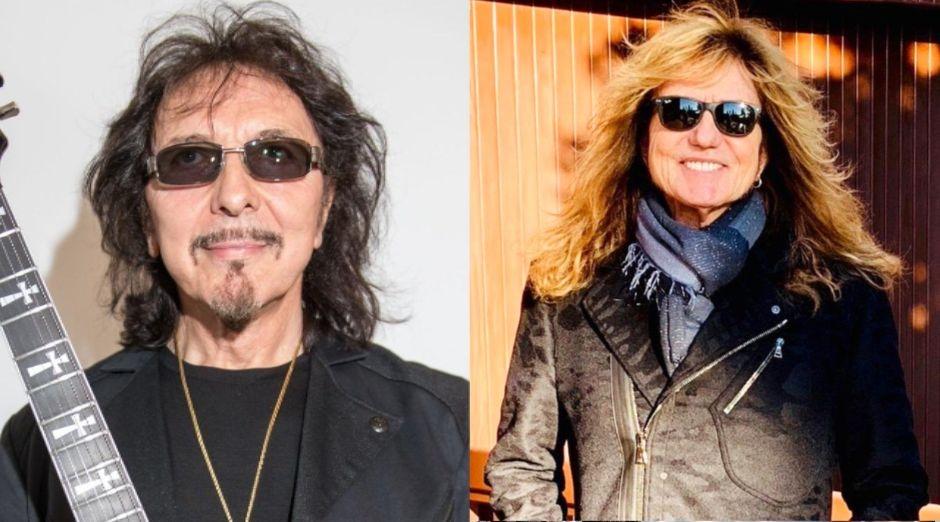 David Coverdale Tony Iommi