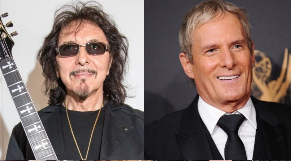 Tony Iommi Michael Bolton