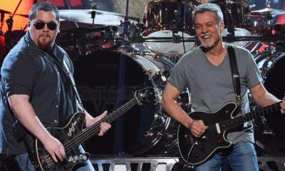 Wolfgang Van Halen Eddie Van Halen