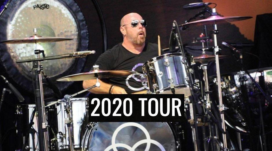 jason Bonham 2020 tour dates
