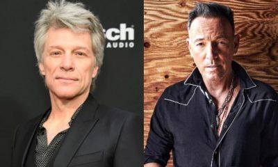 Bon Jovi Bruce Springsteen