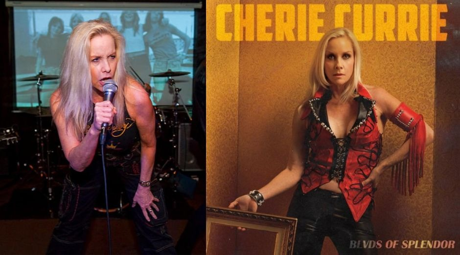 Cherie Currie 2020