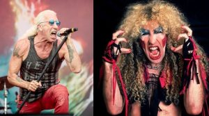 Dee Snider Twisted Sister now and then