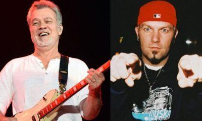 Eddie Van Halen Fred Durst