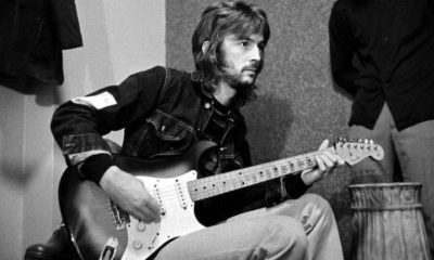 Eric Clapton isolated guitar