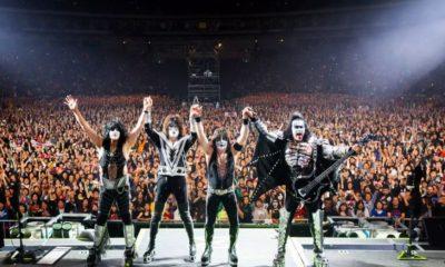 Live Kiss concert