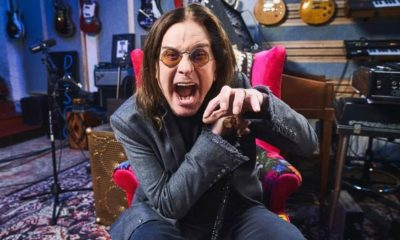 Ozzy Osbourne favorite hard rock bands