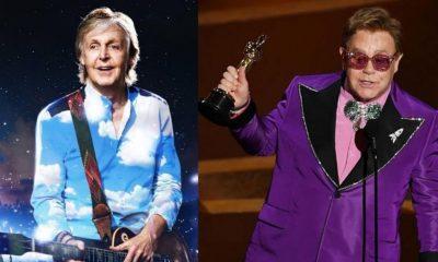 Paul McCartney Elton John