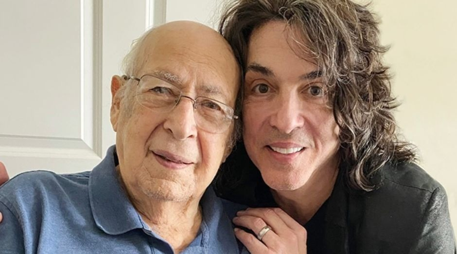 Paul Stanley Father