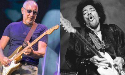 Pete Townshend Jimi Hendrix