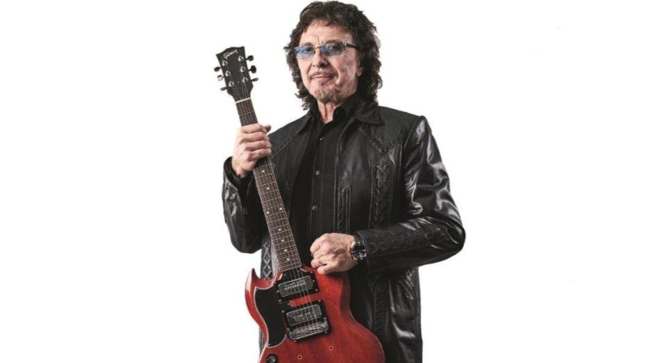 Tony Iommi 2020