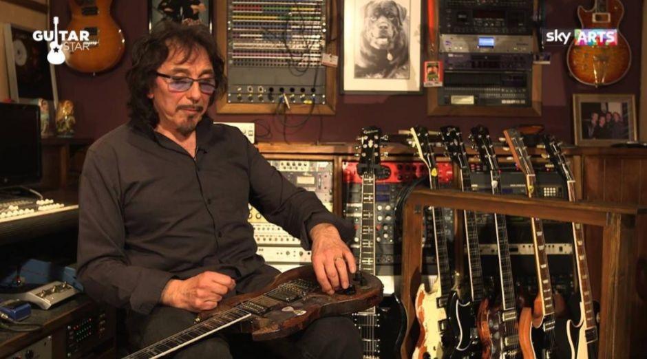 Tony Iommi donation