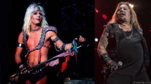 Vince Neil Motley Crue now and then