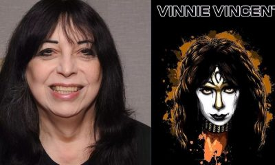Vinnie Vincent 2020