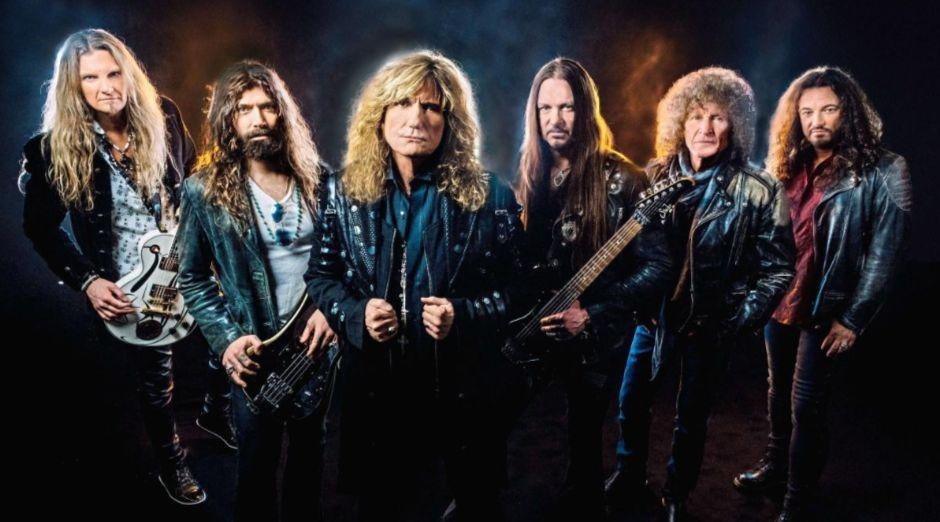 Whitesnake 2020