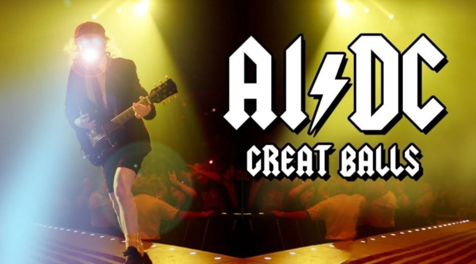 AC/DC Great Balls