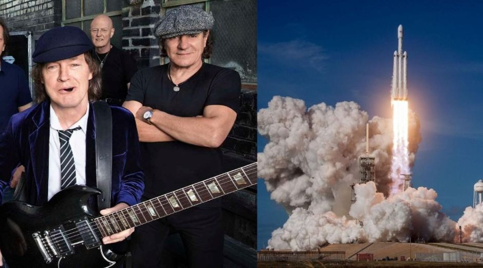 ACDC Space X