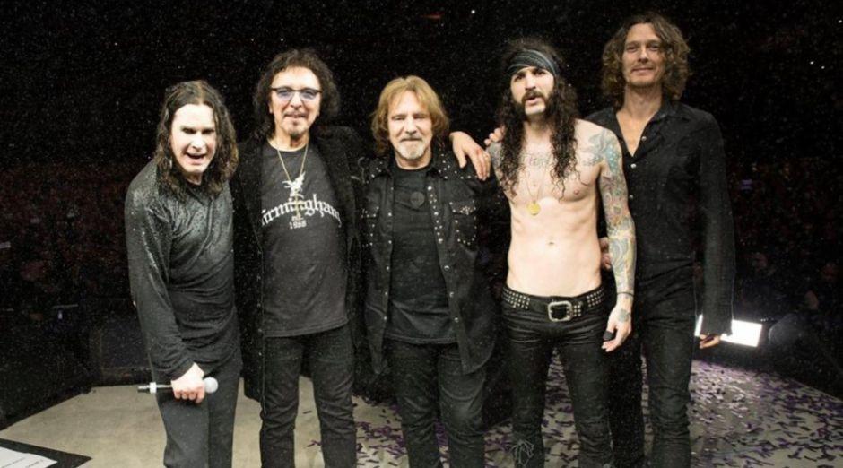 Tony Iommi Black Sabbath reunion