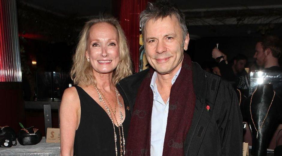 Bruce Dickinson ex-wife dies