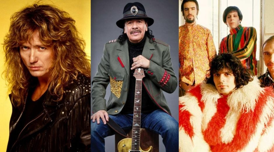 Classic Rock bands with more than 60 members