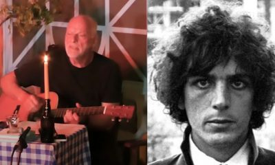 David Gilmour Syd Barrett
