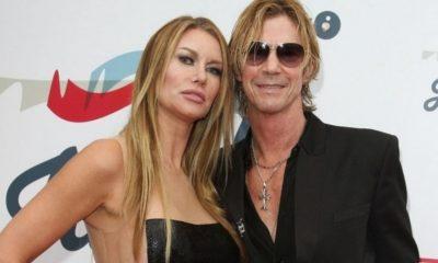 Guns N' Roses Duff McKagan wife