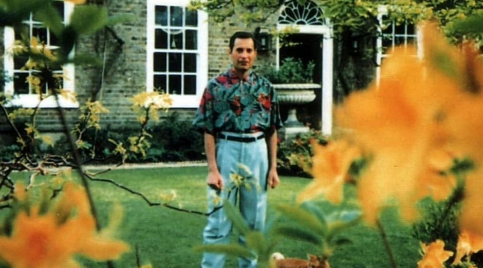 Freddie Mercury last photos