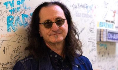 Geddy Lee 2020