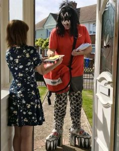 Gene Simmons mail