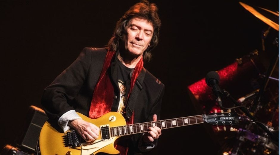 Guitarist Steve Hackett reveals his 5 favorite songs of all time