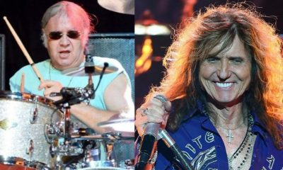 Ian Paice David Coverdale