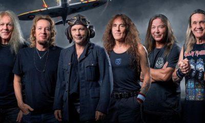 Iron Maiden 2020