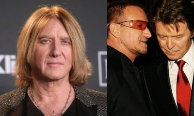 Joe Elliott David Bowie Bono Vox