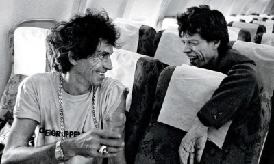 Keith Richards Mick Jagger met