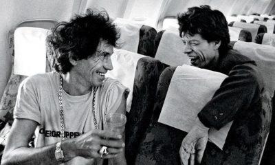 Keith Richards Mick Jagger met