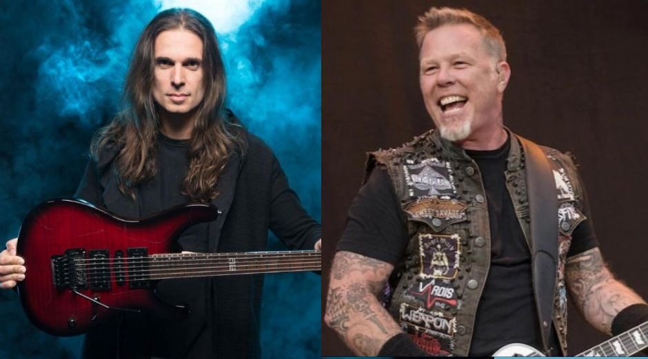 Kiko Loureiro James Hetfield