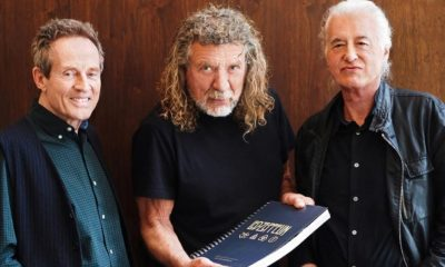 Led Zeppelin reunion 2020