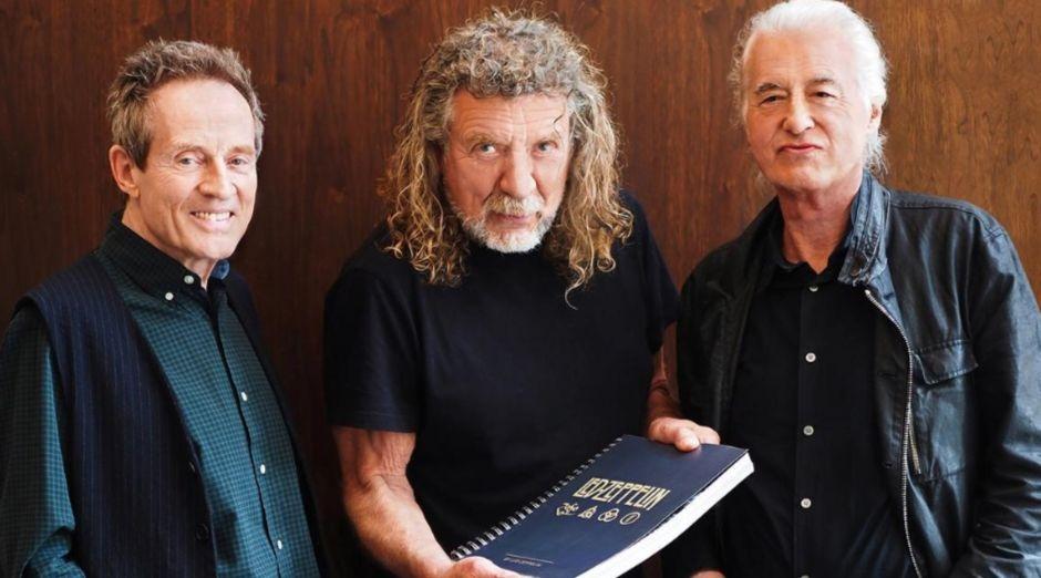 Led Zeppelin reunion 2020