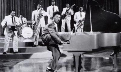 Little Richard piano legs
