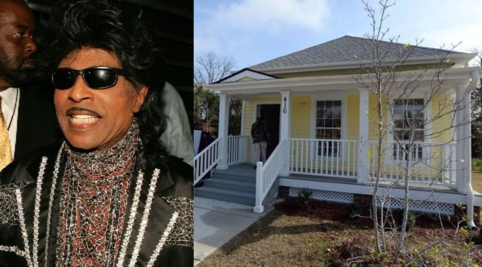 Little Richard statue