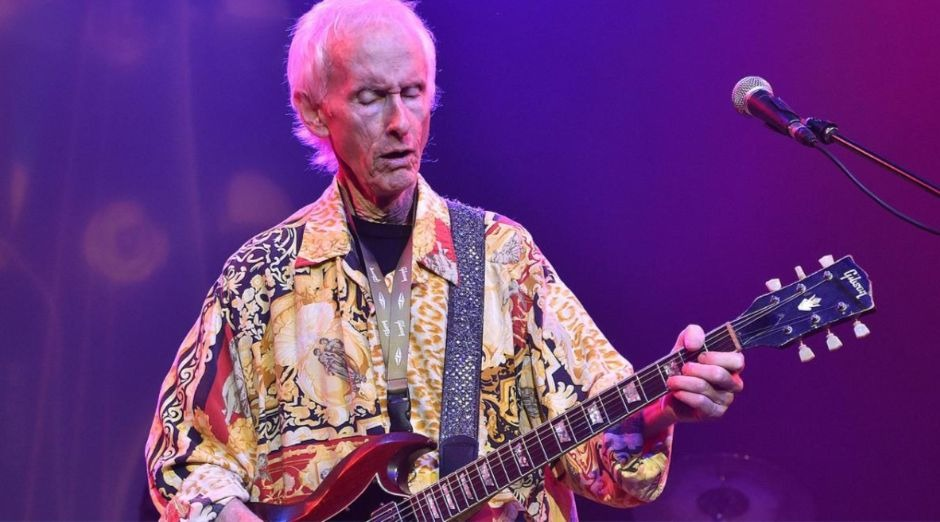 Robby Krieger 2020