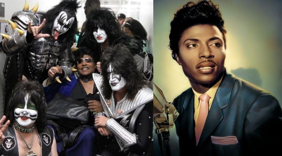 Rockstars react to Little Richard death