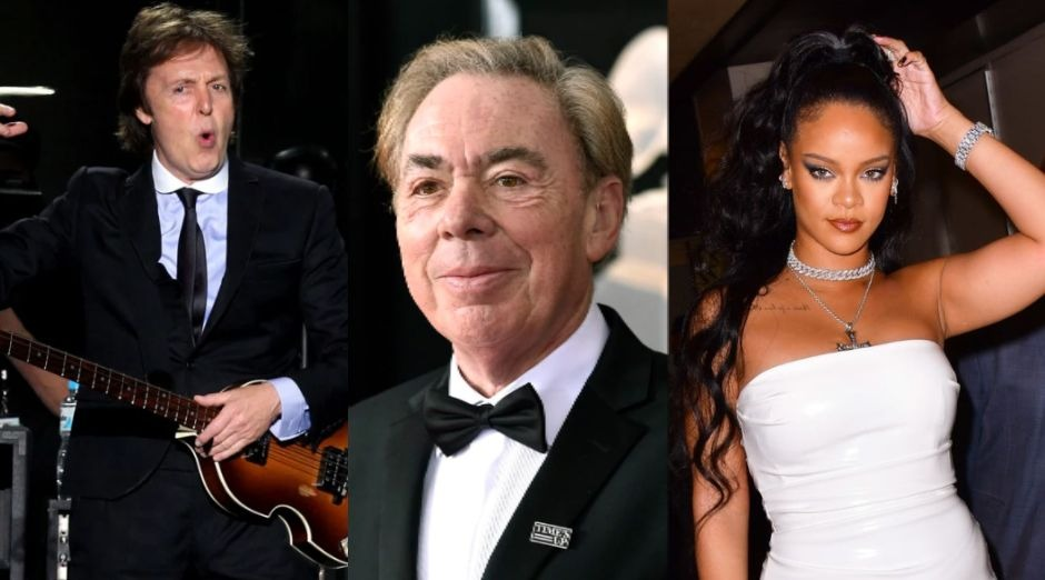 The 10 richest musicians in the United Kingdom in 2020