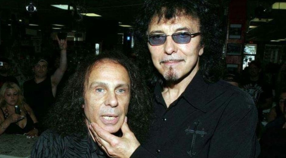 Tony Iommi Dio