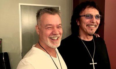 Tony Iommi Eddie Van Halen