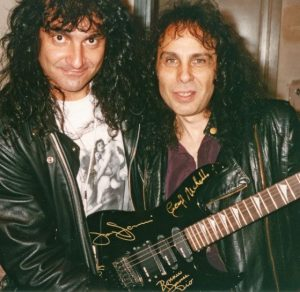 Vinny Appice and Dio