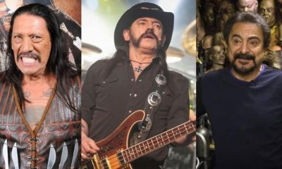7 actors that could be Lemmy Kilmister