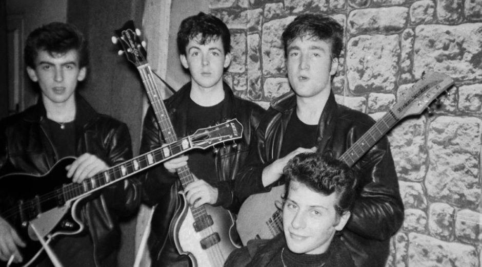 Beatles beginning